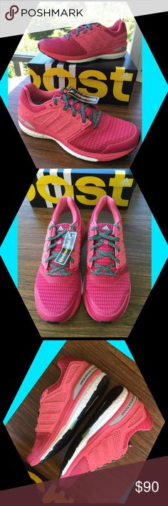 Adidas Supernova Sequence 8 Running Sneakers Brand New With Box! Women's Size 9.5 *Price Firm* Adidas Shoes Sneakers