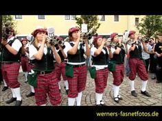 The Lion Sleeps Tonight - Vollmershainer Schalmeien in Belgern - YouTube
