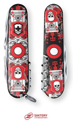 Deflector Swiss Army Knife: Saktory Studio Edition