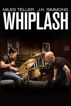 Whiplash Movie Poster - Miles Teller, J.K. Simmons, Melissa Benoist  #Whiplash, #MoviePoster, #DamienChazelle, #Drama, #Simmons, #MelissaBenoist, #MilesTeller