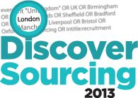 Discover Sourcing - 5 days to go! #DiscSource