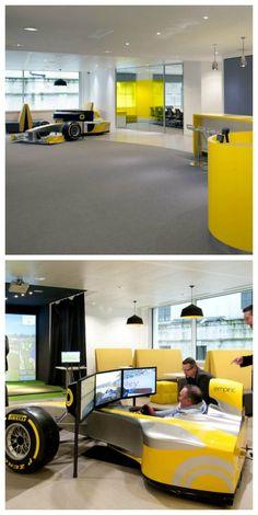 Contemporary Office Design For Wempiric