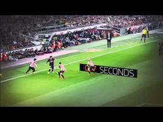 ESPN's analysis of Messi's goal. Goosebumps.