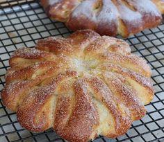 Lemon Anise sweet bread