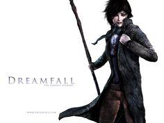 April Ryan - Dreamfall: The Longest Journey