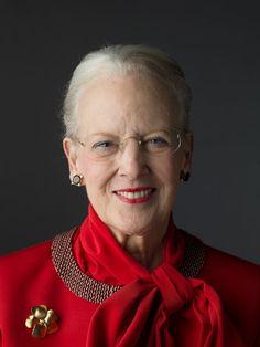 Foto's: Margrethe 45 jaar koningin van Denemarken