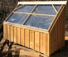 DIY lumber making. Collecting logs, milling boards & drying lumber in a solar kiln Wood Kiln, Kiln Dried Wood, Woodworking Workshop, Woodworking Jigs, Furniture Projects, Home Projects, Solar Kiln, Generator Shed, Roof Panels