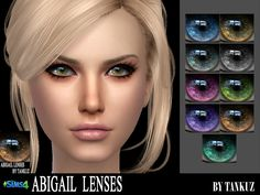 PACKAGE  Found in TSR Category 'Sims 4 Female Costume Makeup'