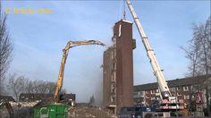 Hochaus Abriss Highrise Demolition Duisburg Last Tower Day 20