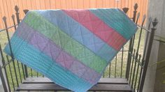 Back of baby quilt