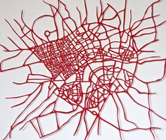 Susan Stockwell - Red Road Arteries