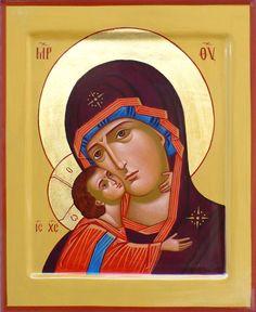 Ikona Matki Boskiej Igorskiej - Jan Grigoruk