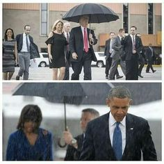 President Barack Obama. A picture is worth a thousand words...
