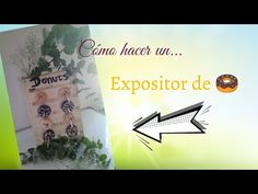 Expositor Donuts Donuts, Ideas, Display Stands, Candy Stations, Frost Donuts, Beignets, Thoughts