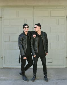 Hector&Robin - MEN IN BLACK