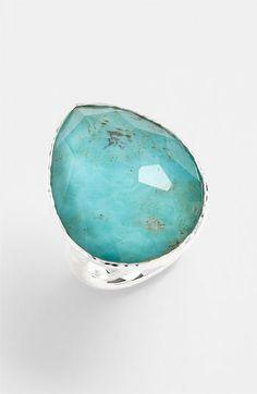 Ippolita 'Grotto' Large Teardrop Ring-setting