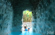 los balnarios de gruta, san miguel de allende, se baigner
