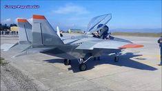 Το Ελληνικής κατασκευής μονοθέσιο, υπέρυθρο αεροσκάφος ΑΡΧΩΝ SF/1 καταχω... Fighter Jets, Greece, Aircraft, Youtube, Greece Country, Aviation, Planes, Youtubers, Airplane