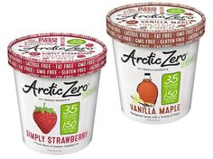 """You can finally scream for ice cream again! With only 150 Calories in the entire pint, Arctic Zero is anall natural and fat free ice cream that makes a greatlow calorie dessert! Made with only high quality ingredients, Arctic Zero isgluten free, suitable for lactose intolerants, and low glycemic. And like """"super foods"""", the makers …"""