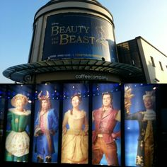 Musical Beauty and the Beast in Scheveningen