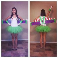 Homemade Buzz Lightyear Costume. Super Cool Character Costumes. With so many cool costumes to choose from, you have no trouble dressing up as your favorite sexy idol this Halloween.
