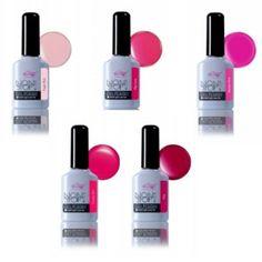 Kit La Femme Couleur Rose (5 Vernis Semi-Permanent) #vernissemipermanent #vernispermanent #geluv #geluvdiscount #ongles #nail #nailart #fauxongles #onglesparfaits #manucure #gelpolish