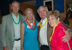 Craig and Frances Lindner with Bill and Sue Butler Party Pictures, Cultural Events, Butler, Sari, Culture, Fashion, Saree, Moda, Fashion Styles