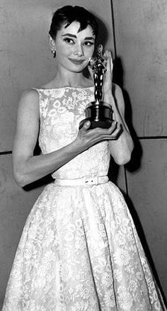 #TopshopPromQueen  The beautiful Audrey Hepburn, in a beautiful givenchy dress...