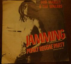BOB MARLEY - JAMMING - 45 giri - Anno 1977 - WIP 26410
