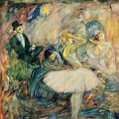 I <3 the elegance  Artist: Henri de Toulouse-Lautrec