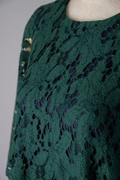 M71514 ラッセル リリウム ワンピース #miyaco #lace #fashion #ワンピース #レース