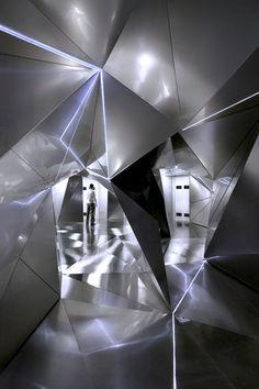 Room in HOTEL PUERTA AMERICA  by Plasma Studio  2005 in Madrid, Spain