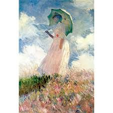 Image detail for -WebMuseum: Monet, Claude: Later Impressionism Claude Monet, Renoir, Art Jokes, Monet Paintings, Impressionist Art, Stretched Canvas Prints, Art History, History Jokes, Fine Art Prints