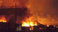 Cinque anni fa l'inferno alla stazione di Viareggio