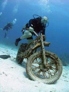 En el fondo del océano