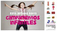 Campamentos de Semana Santa para niños en Marineda City. Informáte en www.marinedacity.es