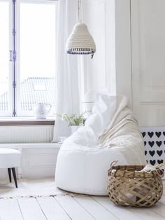 cosy spot with Sacco_ Zanotta http://bissolihomecollection.co.uk/