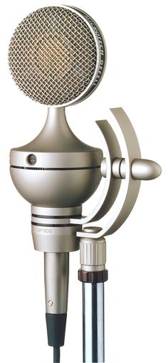 """Gefell UM 900 otherwise known as """"The Phantom"""" This is microphone porn!"""