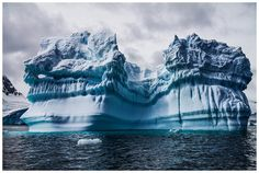 fine art photography print iceberg by SummitsPhotography on Etsy, $75.00