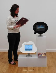 http://www.imageholders.com/uk/ipad-tablet-kiosks-enclosures/ipad-tablet-kiosks-enclosures-tablet-counter-top/i-hold-counter-top-tablet-display.html  imageHOLDERS Cloud and Speech Bubble Shaped Tablet Enclosures