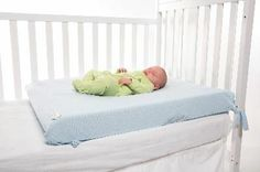 Lifenest- supports baby in the crib to prevent flat heads and promote air circulation (which MAY help prevent SIDS) #Sleepys
