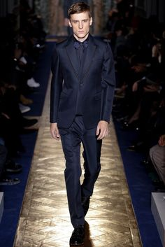 Valentino Fall 2013 Menswear Collection Slideshow on Style.com