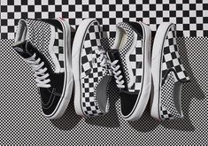 """""""Checkboard Print"""" collection"""