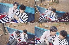 JYJ 2015 calendar - Park Yoochun - Kim Junsu