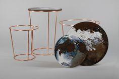 Ceramic tables Elisa Strozyk
