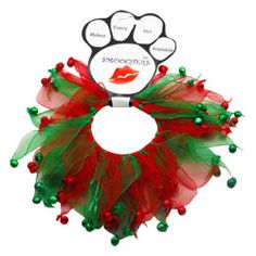 Dress Up the Dog! Deck out the Cat!  Christmas smoocher décor for pets....get your camera ready! www.here-kittykitty.com