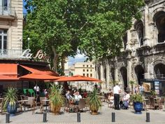 A slice of Nîmes: The town that's taking it up a gear - Europe - Travel - The Independent