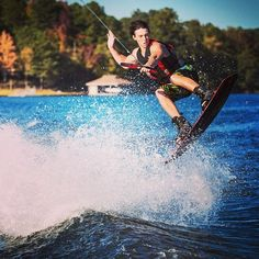 Wakeboarding is awesome! http://www.sma-summers.com/camp-activites/water-sports/wakeboarding---waterskiing/