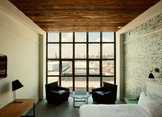 quarto hotel: wythe hotel, brooklyn, nova york