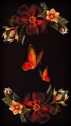 hayal,dream,wallpaper,flower - Best of Wallpapers for Andriod and ios Blue Roses Wallpaper, Whats Wallpaper, Sunflower Wallpaper, Flower Phone Wallpaper, Butterfly Wallpaper, Cute Wallpaper Backgrounds, Butterfly Art, Cellphone Wallpaper, Flower Art